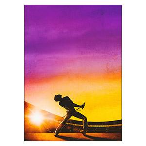 Портретный постер Bohemian Rhapsody